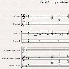 First Composition Score